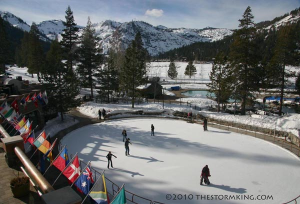 Nugget #175 Squaw Resort Ice Rink sized