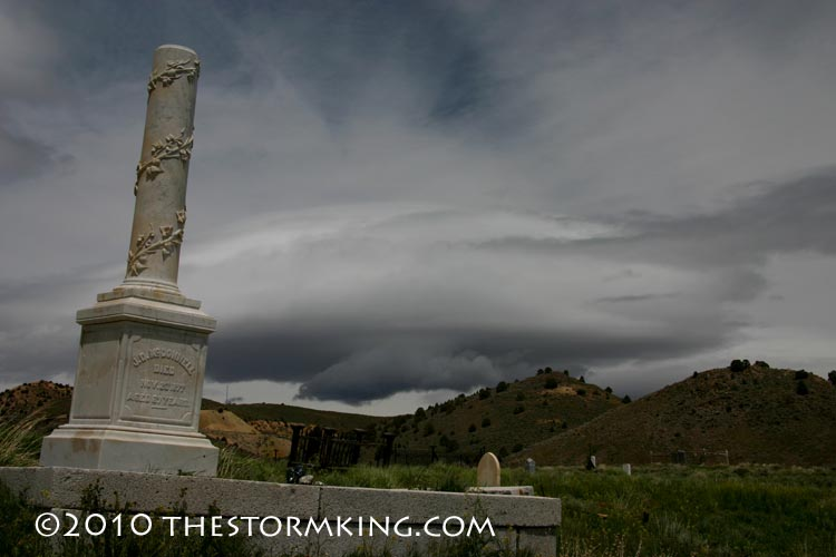 Nugget #184 Tombstone & Cloud